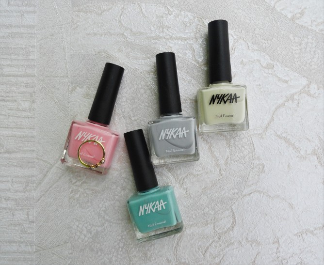 Nykaa Pastel Nail Enamel My Summer Nail Colors To The Gorgeous You
